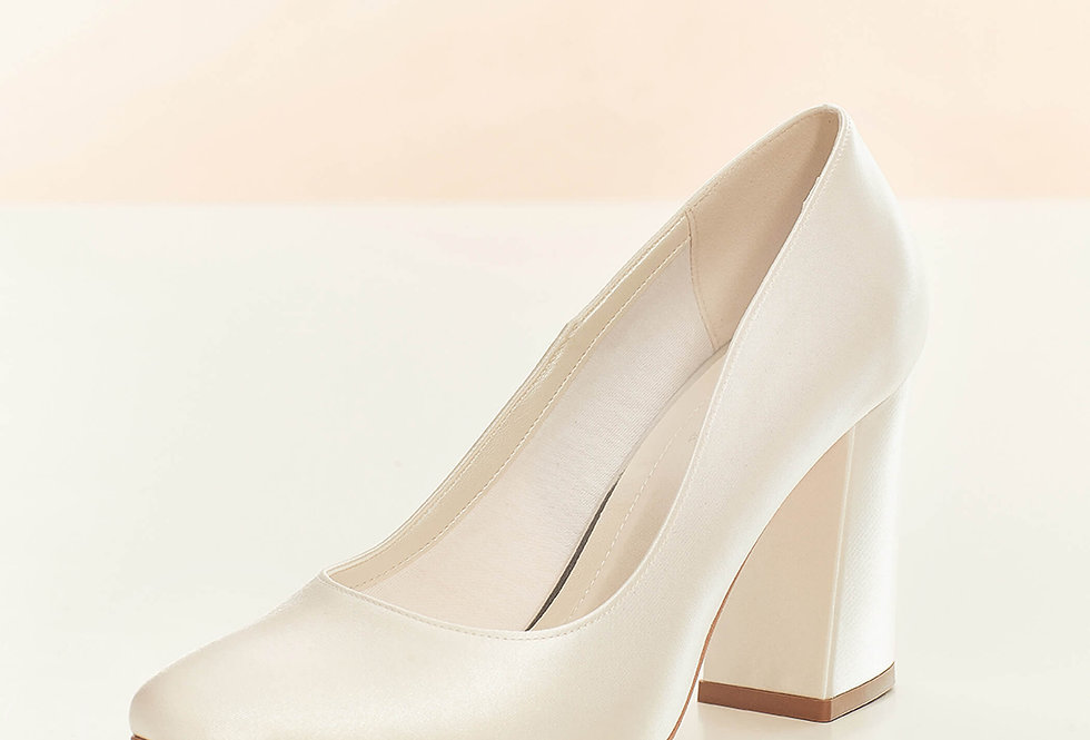 Chaussures Mariée Satin AVALIA - ASTRA