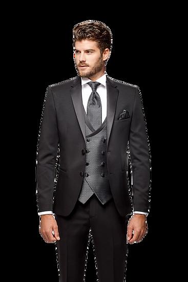 Costume de marié ADIMO - Tiran Noir