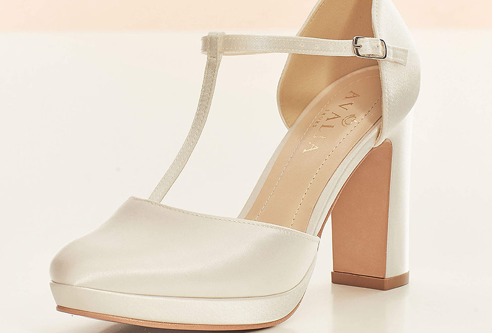 Chaussures Mariée Satin AVALIA - COCO