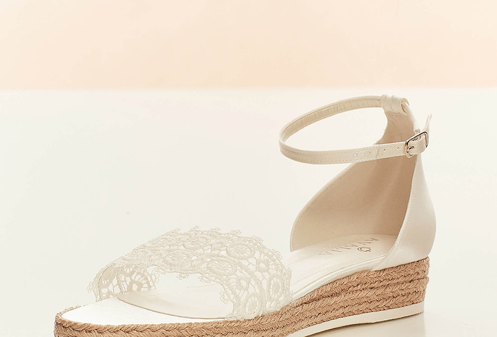 Chaussures Mariée Satin AVALIA - BAHIA