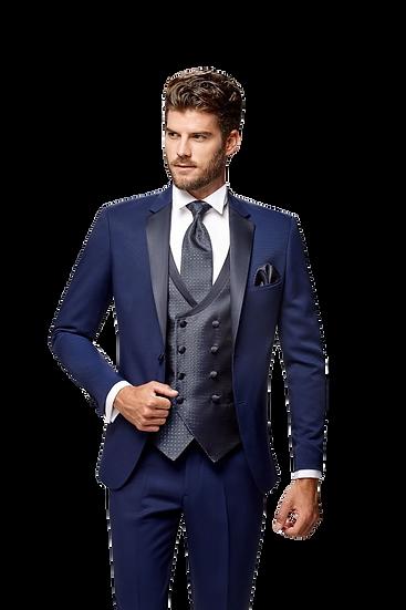 Costume de marié ADIMO - Tiran Bleu