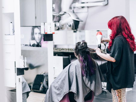Why Your Hairstylist Has No Right to Judge You For DIY Hair During Quarantine