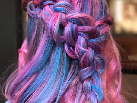 How to Care for Vivid Hair Color