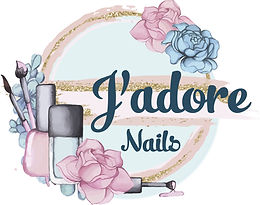 Jadore Nails Logo