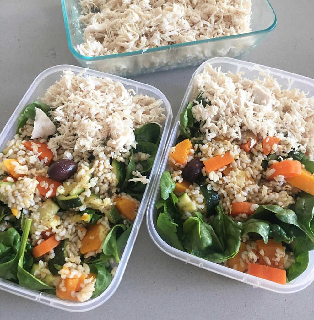 Basic Chicken Salad Recipe Lunches