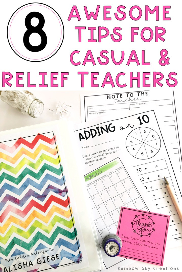 tips-for-casual-teachers
