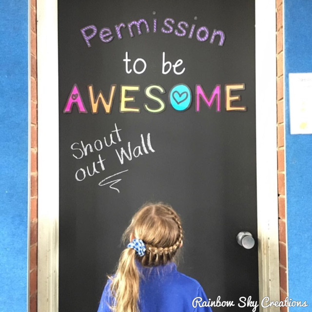 Permission to be Awesome RSC