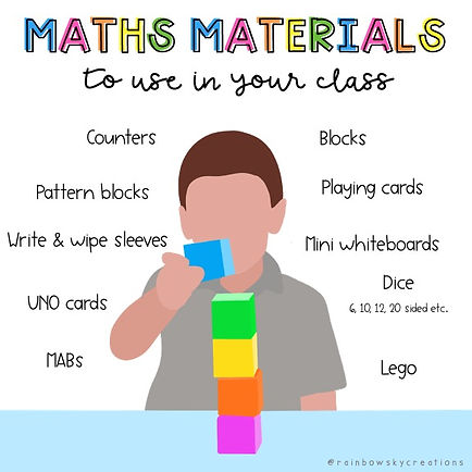 Maths materials to use in class.jpeg