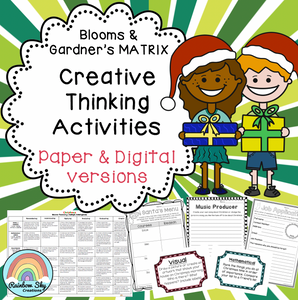 Christmas-creative-thinking-activities