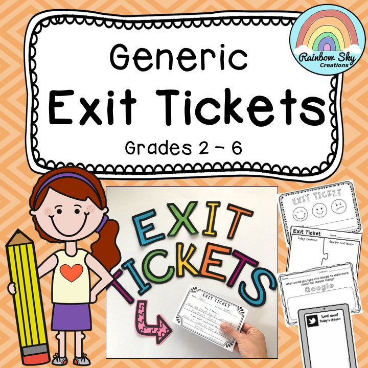 generic-exit-tickets