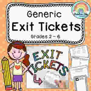 generic-exit-tickets