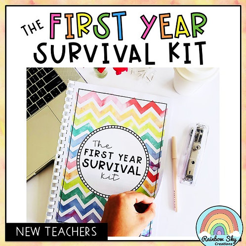 First Year Survival Pack