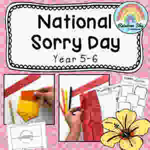 Year 5-6 Sorry Day Pack