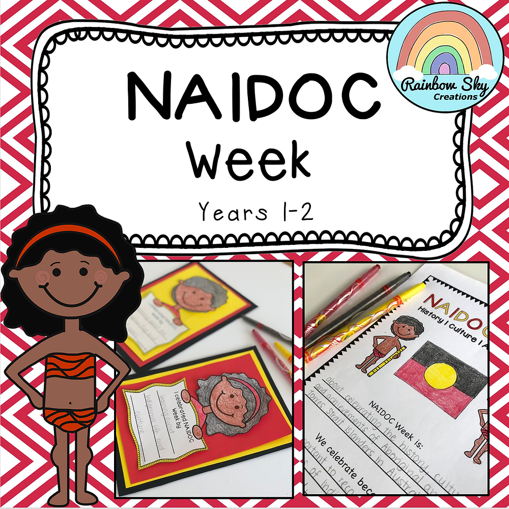 Year 1-2 NAIDOC Week Pack