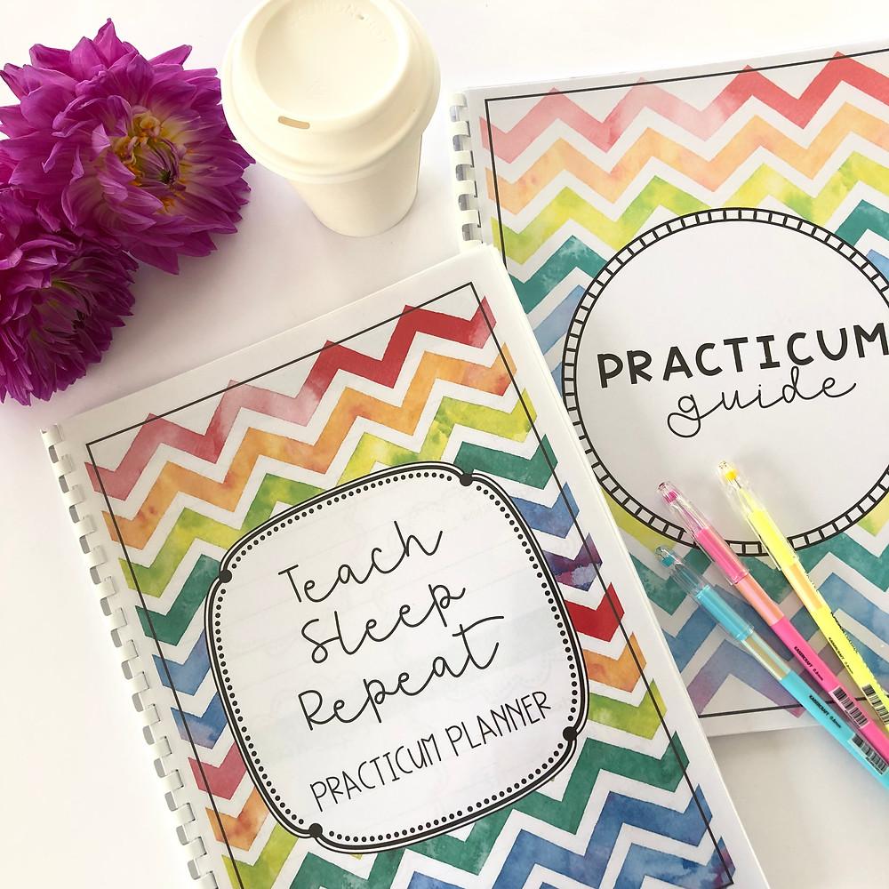 Prac-planner and prac-survival-guide