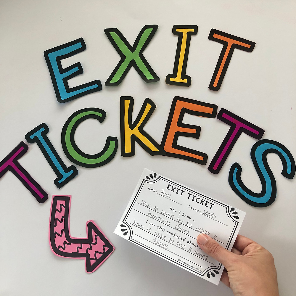 exit-tickets-rainbow-sky-creations