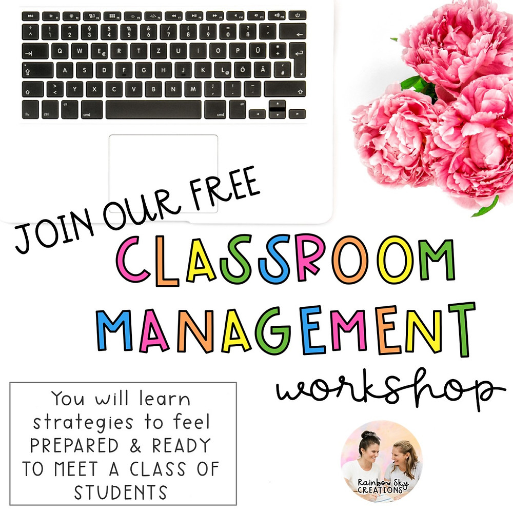 Free Classroom Management workshop