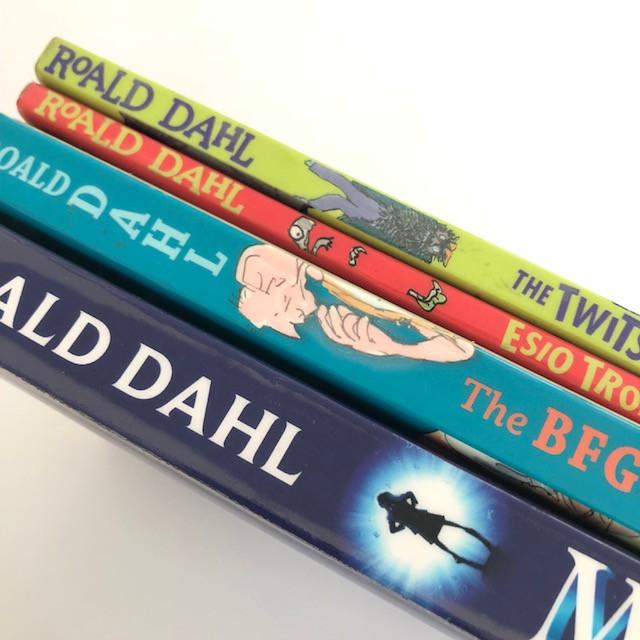 Roald Dahl Texts