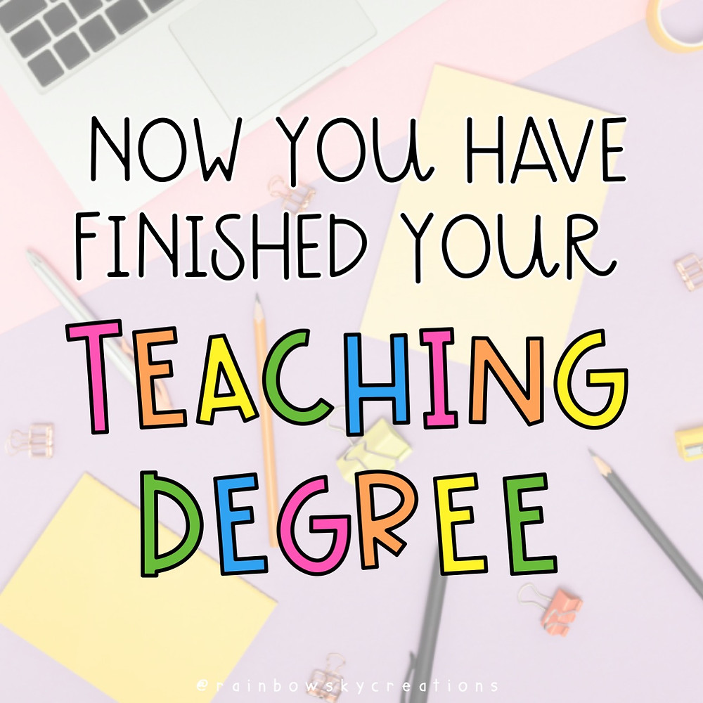 Now-you-have-finished-your-teaching-degree-image