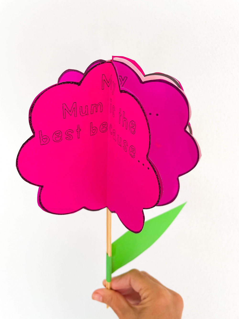 Paper-flower-for-mothers-day
