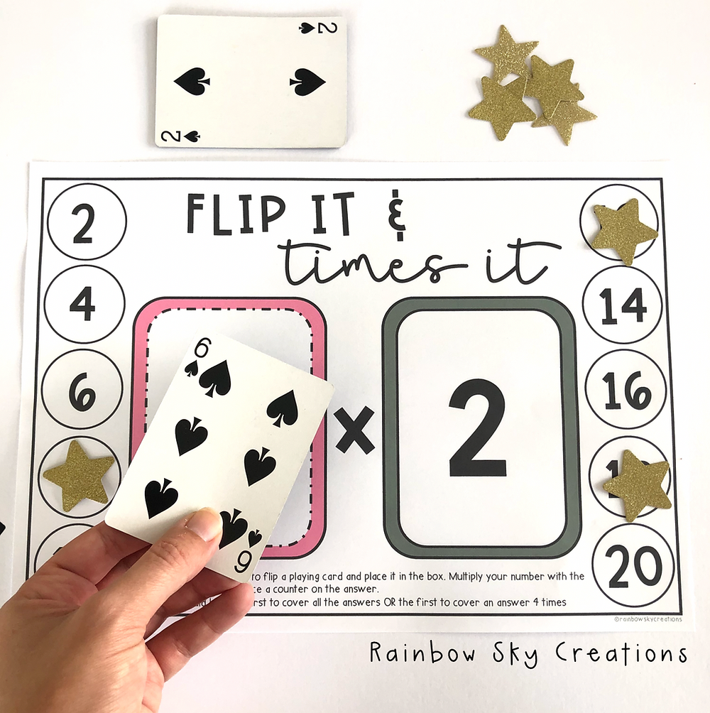 Flip-it-game