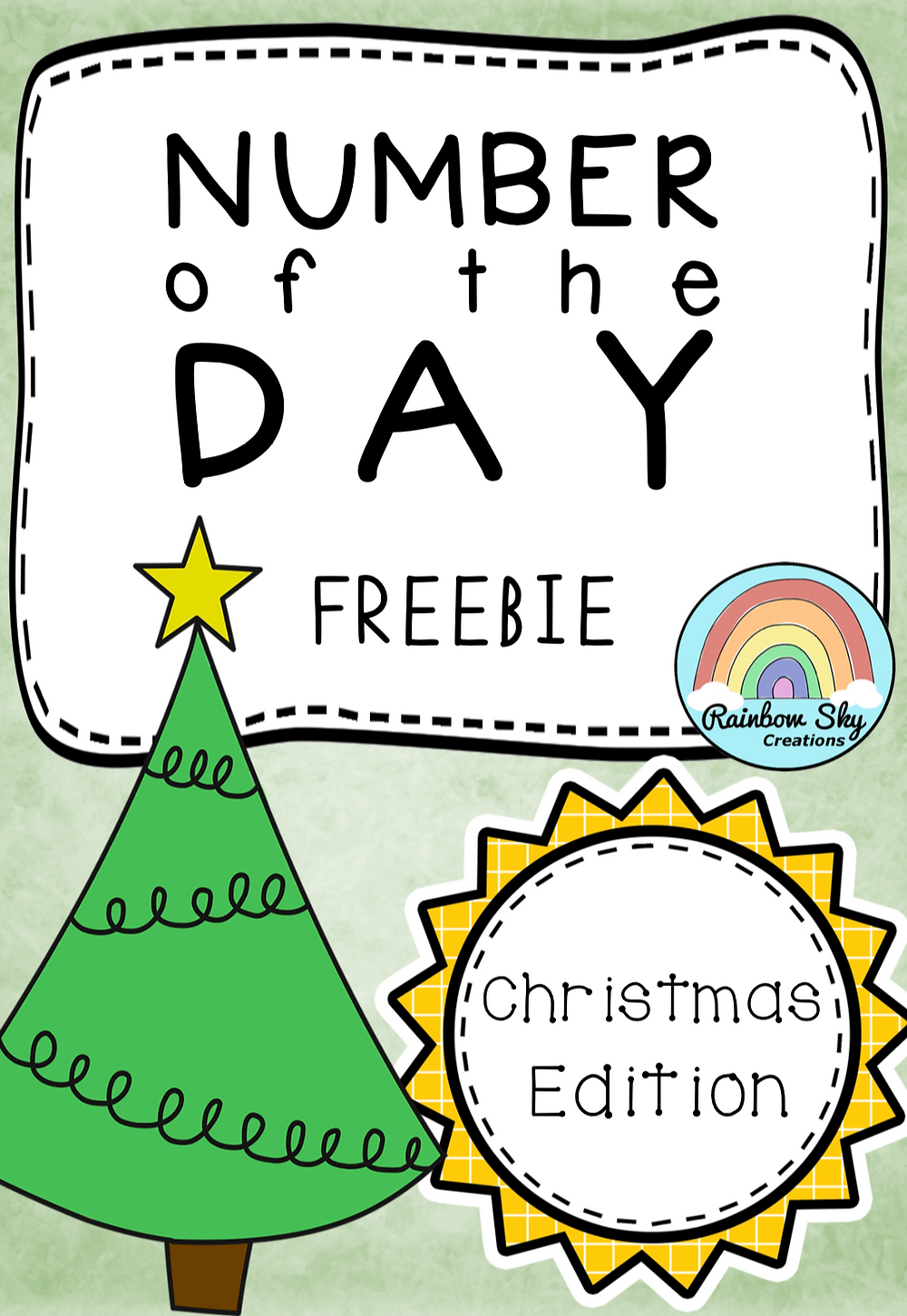 Christmas-number-of-the-day-freebie