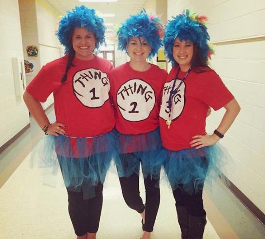 teacher-team-costumes-dr-seuss's-things