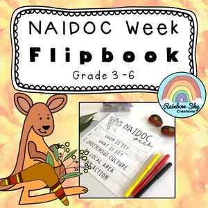 NAIDOC Week Flipbook