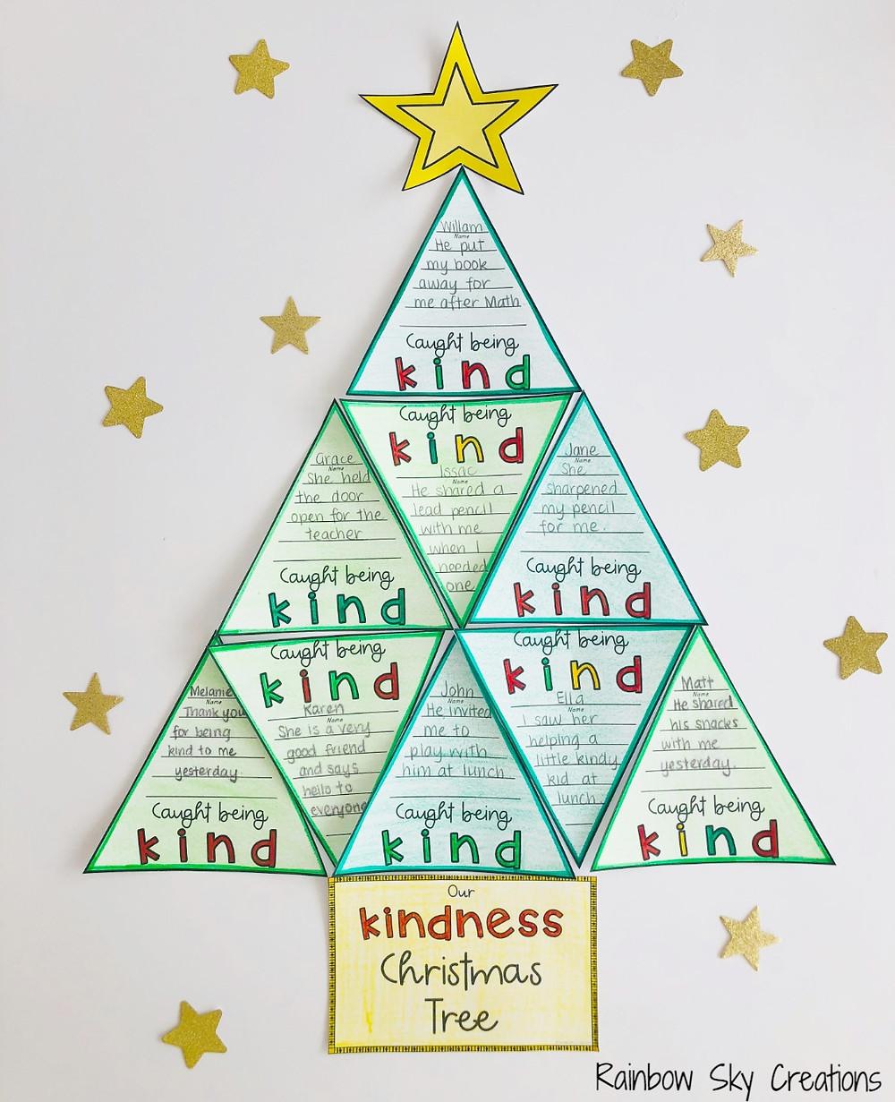 Kindness-Kris-Kringle
