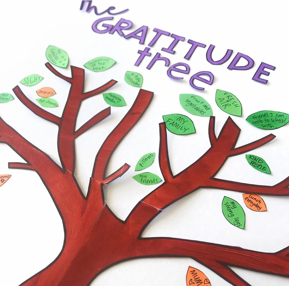 The-Gratitude-Tree-Display-Building-classroom-community