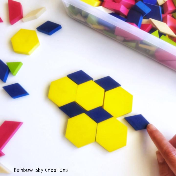 pattern-blocks-tessellations-hands-on-maths