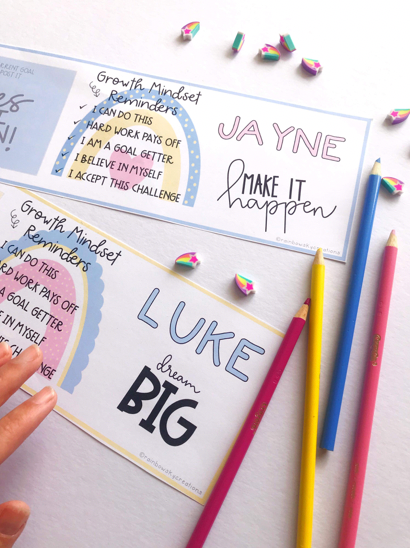 growth-mindset-desk-tags-modern-rainbow