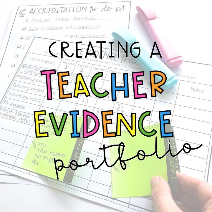 creating-teacher-evidence-portfolio