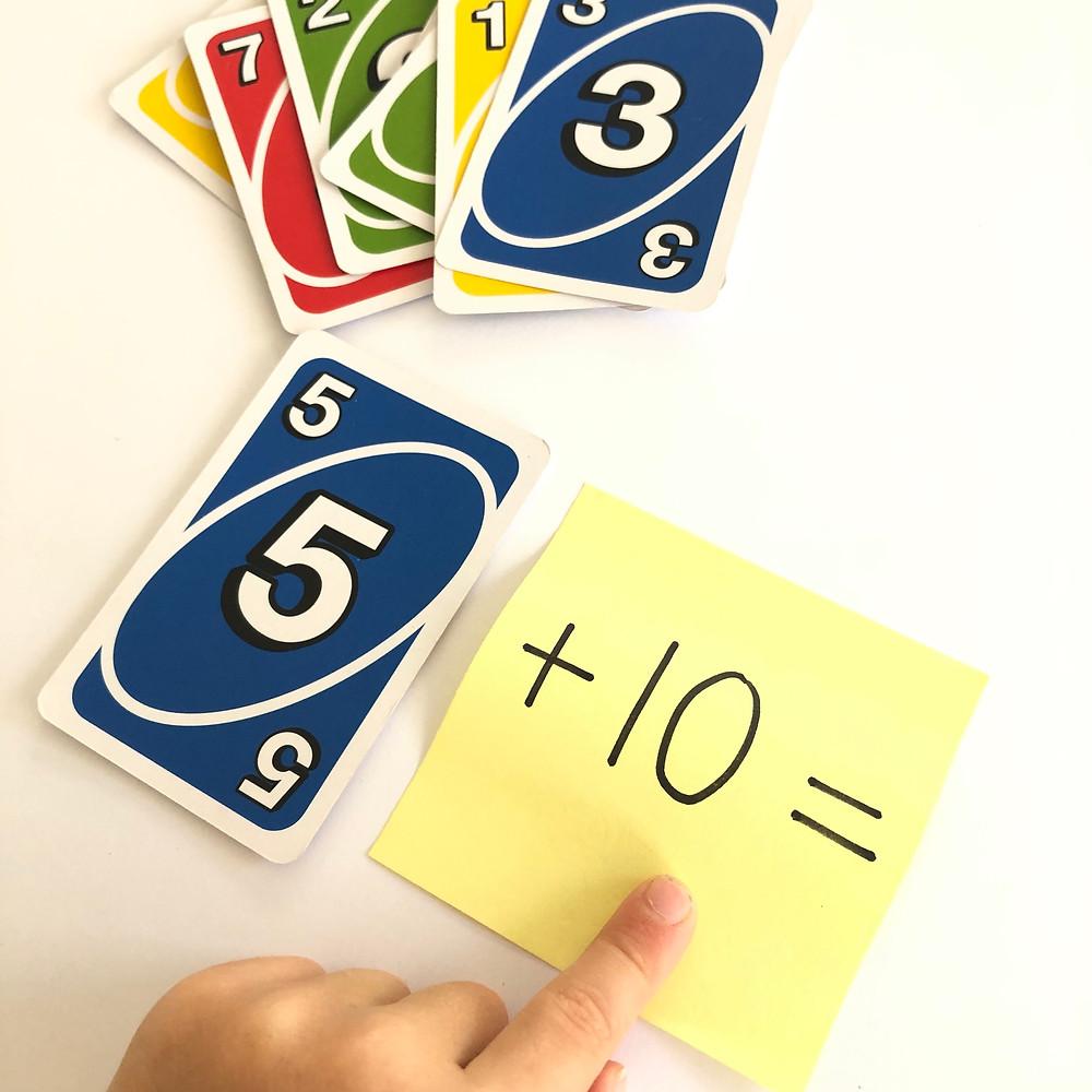 UNO-cards-maths-games