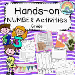 Grade-1-hands-on-number-pack