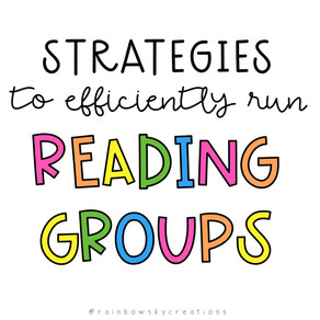 8 Tips for Efficiently Running your Reading Groups