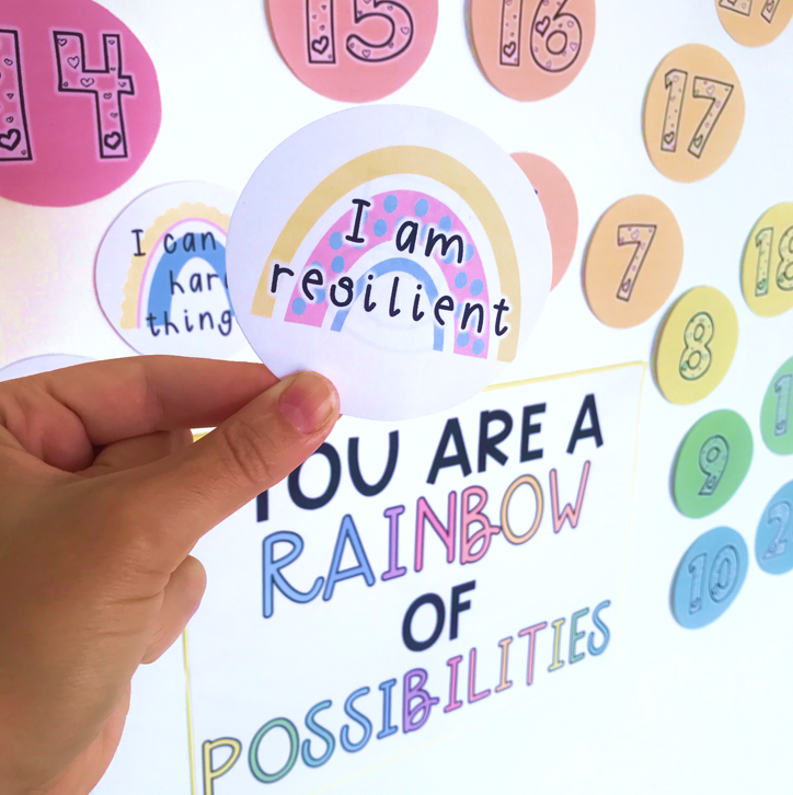 Positive-Affirmation-Display-Social-and-Emotional-Learning-(SEL)-Rainbow