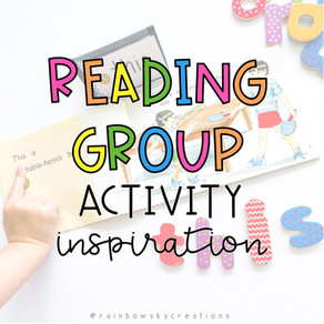 Literacy Group Activities for Primary Students
