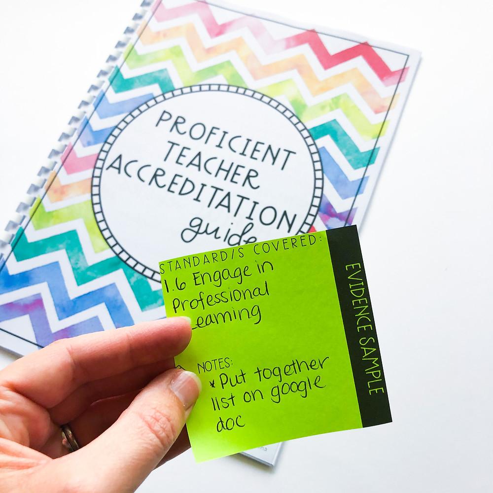 proficient-teacher-accreditation-guide