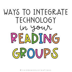 5 Technology-based Activities Perfect for Reading Groups