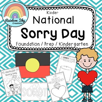 Kinder Sorry Day Pack
