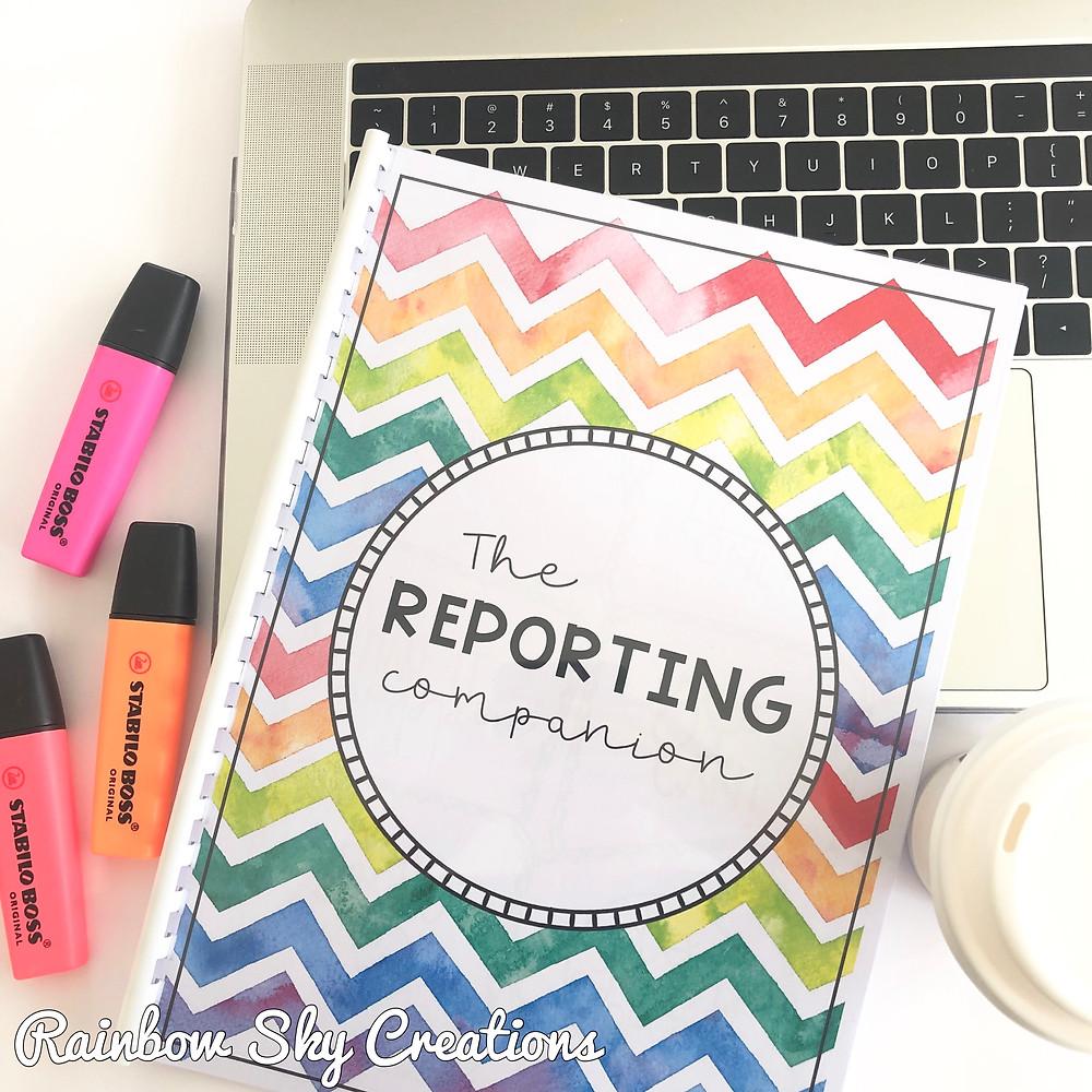 RSC Report Companion to help teachers
