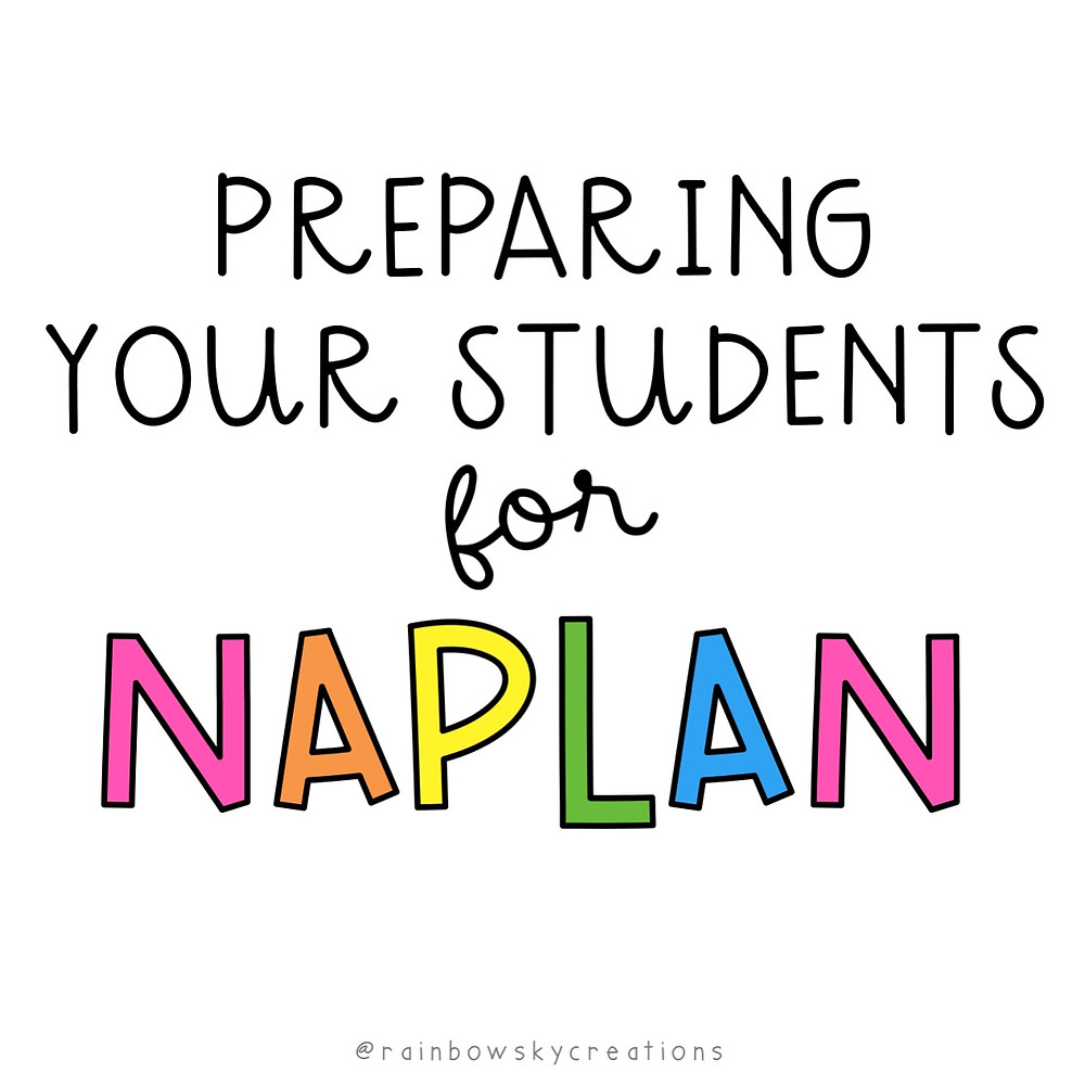 preparing-your-students-for-naplan letters
