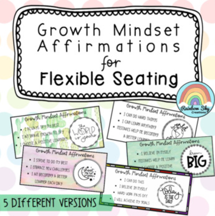 growth-mindset-affirmations-for-flexible-seating