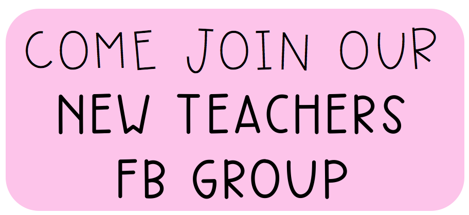 New Teacher FB group button