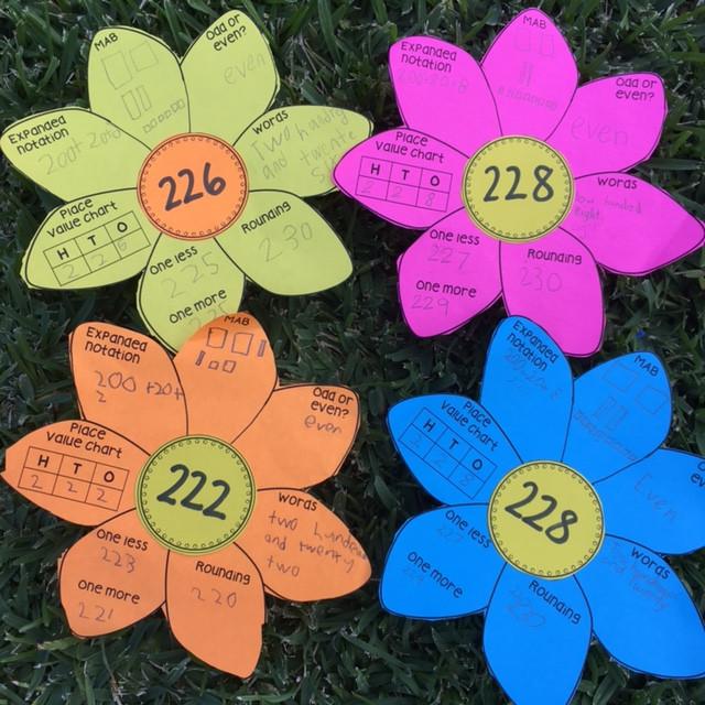 2-digit-to-5-digit-Number-Flowers