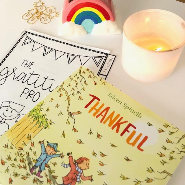 Gratitude Flipbook