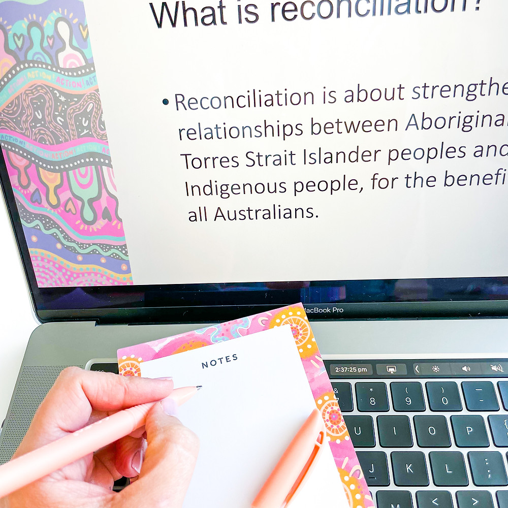 What is Reconciliation presentation and notes