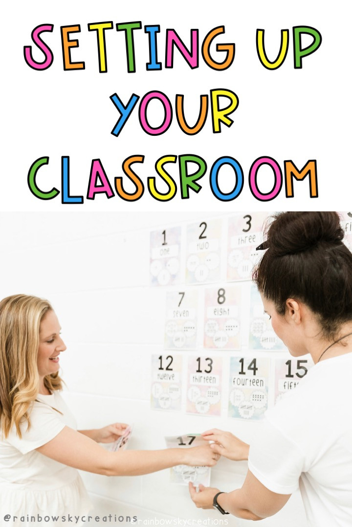 setting-up-your-classroom