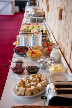 Hotel Horní Pramen - snídaně